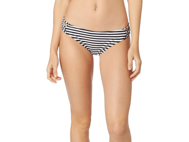 Fox Jail Break Lace Up Bikini Bottom Damen black/white